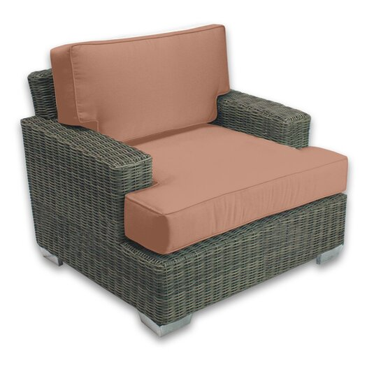 Patio Heaven Palisades Club Chair