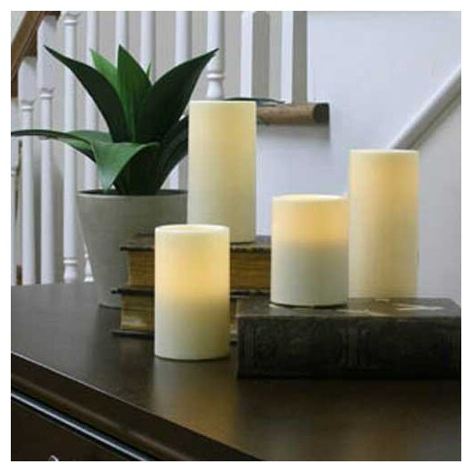 Pacific Accents Resin Candle
