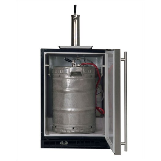 Marvel Appliances Half Keg Kegerator
