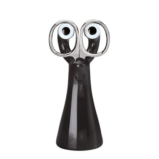 Koziol Mini Edward Scissors with Holder