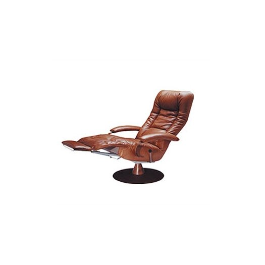 Lafer Thor Leather Ergonomic Recliner