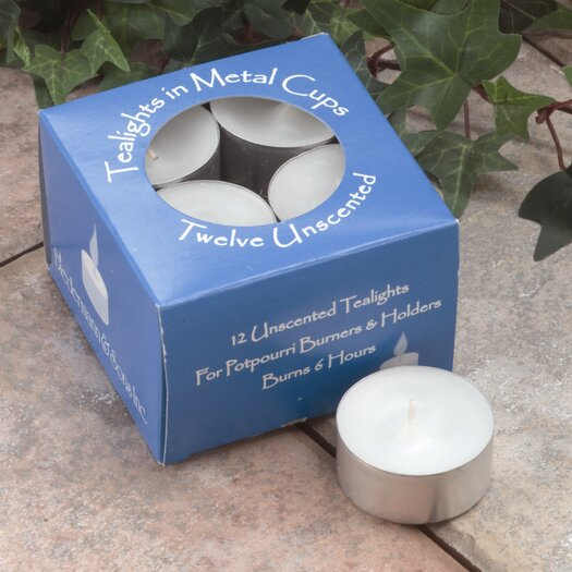 Biedermann and Sons Tealight Candles