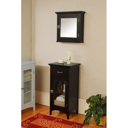 "Elegant Home Fashions Harrison 20"" x 22.5"" Wall Mounted Cabinet"
