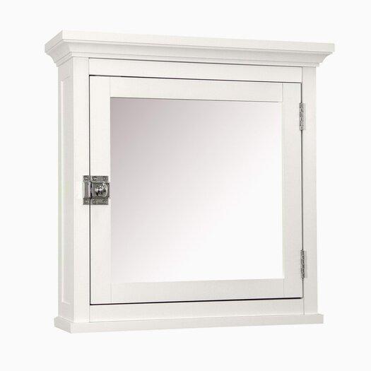 "Elegant Home Fashions Madison Avenue 18.25"" x 18.5"" Surface Mount Medicine Cabinet"