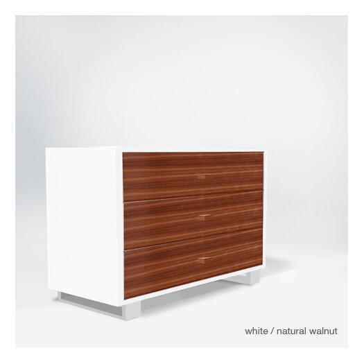ducduc Austin 3 Drawer Dresser