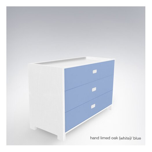 ducduc Campaign 3 Drawer Dresser
