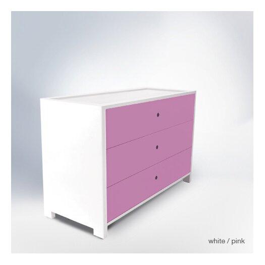 ducduc Parker 3 Drawer Dresser