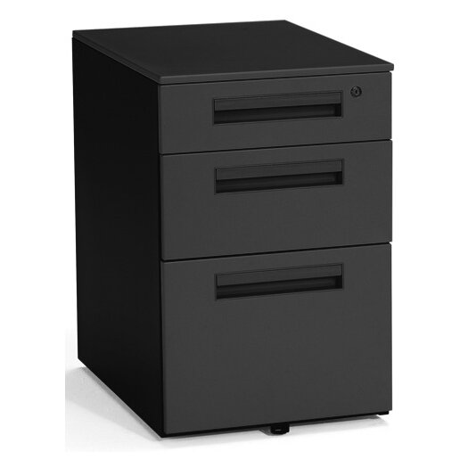 Balt 3-Drawer Mobile File Cabinet