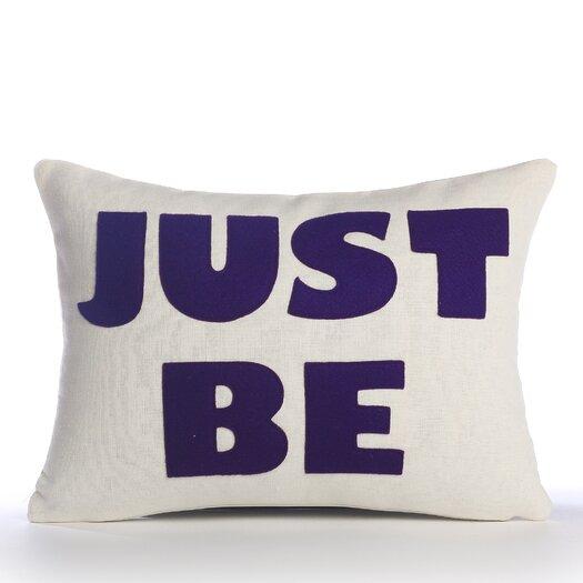 Alexandra Ferguson Just Be Decorative Pillow