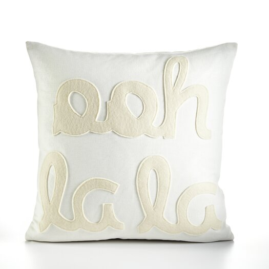 Ooh La La Decorative Throw Pillow
