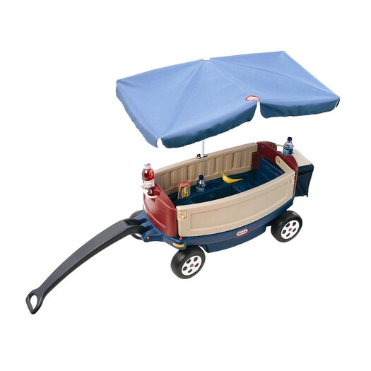 Little Tikes Ride & Relax Wagon