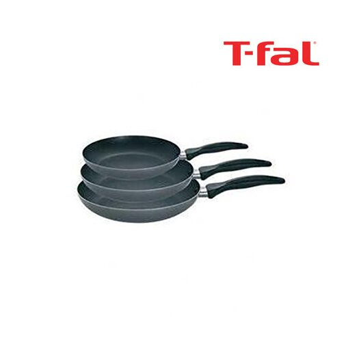 T-fal 3 Piece Skillet Set