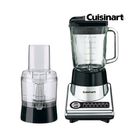 Cuisinart PowerBlend 7-Speed Blender and Food Processor