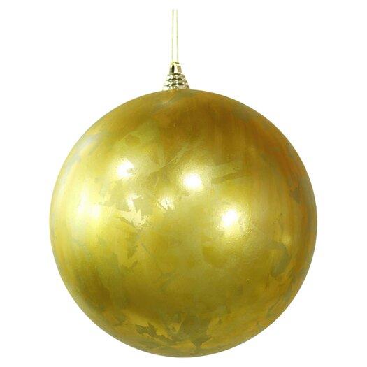 Vickerman Co. Foil Finish Ball Ornament