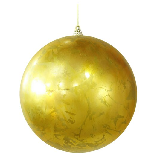 Vickerman Co. Foil Finish Ball Ornament