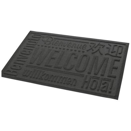 Bungalow Flooring Aqua Shield World Wide Welcome Mat