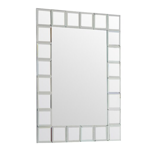 Decor Wonderland Montreal Modern Wall Mirror