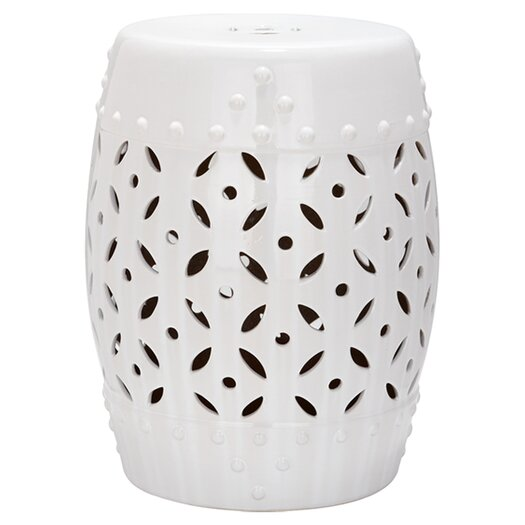 Safavieh Lattice Coin Garden Stool