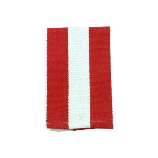 MU Kitchen MUincotton Dish Towel in Punch Stripe