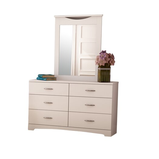 South Shore Step One 6 Drawer Dresser