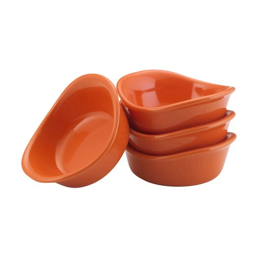 Rachael Ray Stoneware Condiment Server