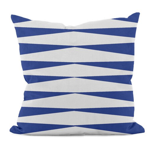 E By Design Jennifer Throw Pillow