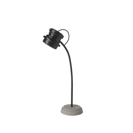 "Foscarini Diesel Tool 22.88"" H Table Lamp with Bowl Shade"