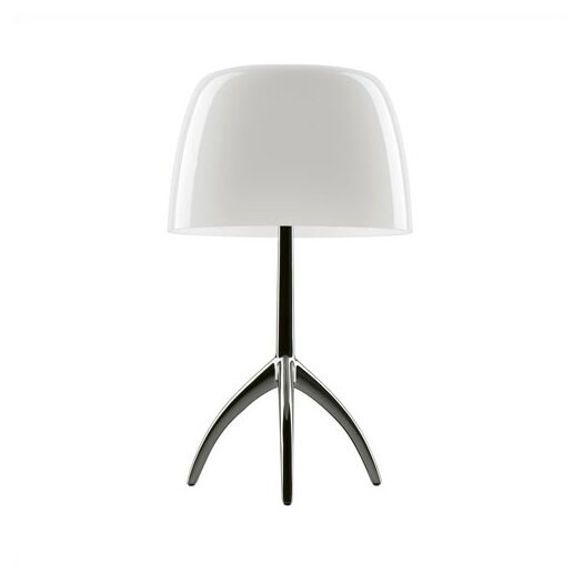 "Foscarini Lumiere 17.75"" H Table Lamp with Bowl Shade"