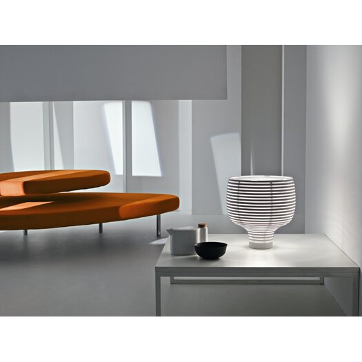 "Foscarini Behive 15.75"" H Table Lamp with Bowl Shade"