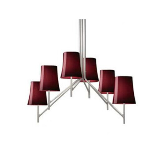 Foscarini Birdie 6 Light Pendant