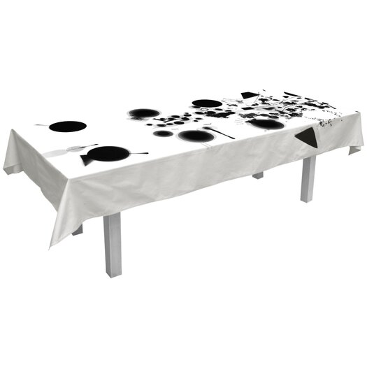 Droog Tableau Tablecloth by Maurice Scheltens for Droog