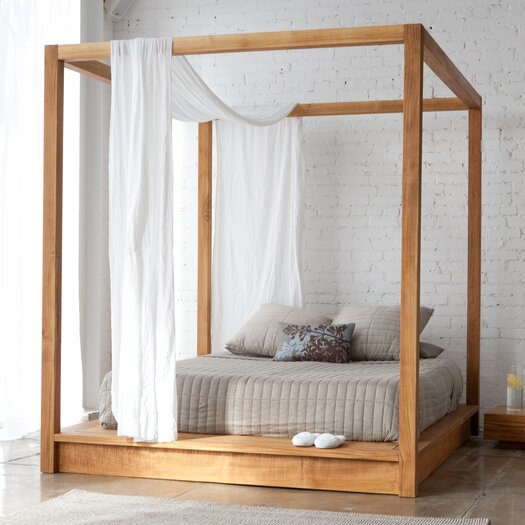 PCH Series King Canopy Bed
