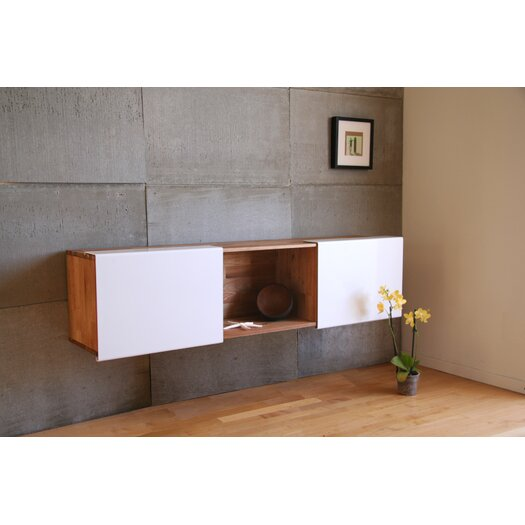 Mash Studios Lax Series 3X Wall Mounted Shelf