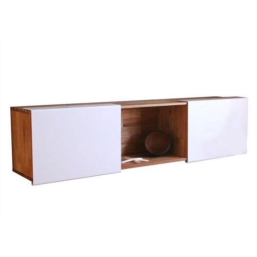 LAXseries 3X Shelf wall mounted