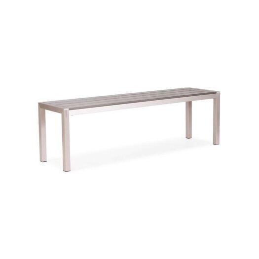 dCOR design Metropolitan Aluminum Kitchen Bench