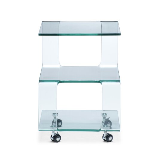 dCOR design Magellan End Table