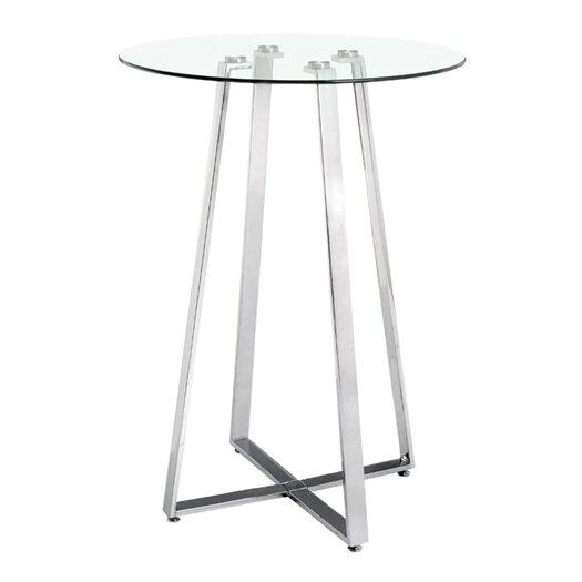 dCOR design Lemon Drop Pub Table