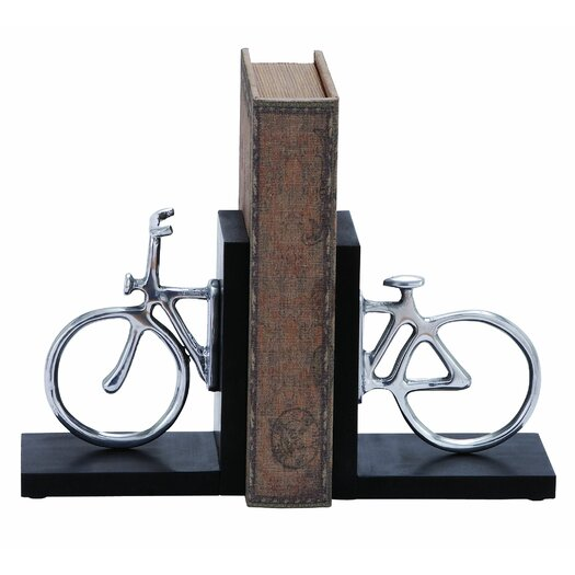 Woodland Imports Cycle Book End