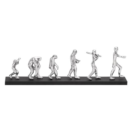 Woodland Imports Table Top Aluminum Figurine