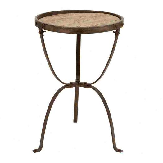 Woodland Imports Urban End Table