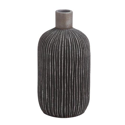 Woodland Imports Ceramic Fino Vase