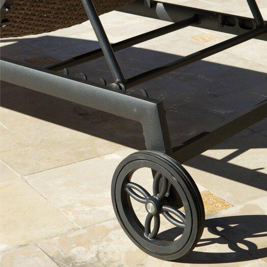 RST Brands Zen Chaise Lounger