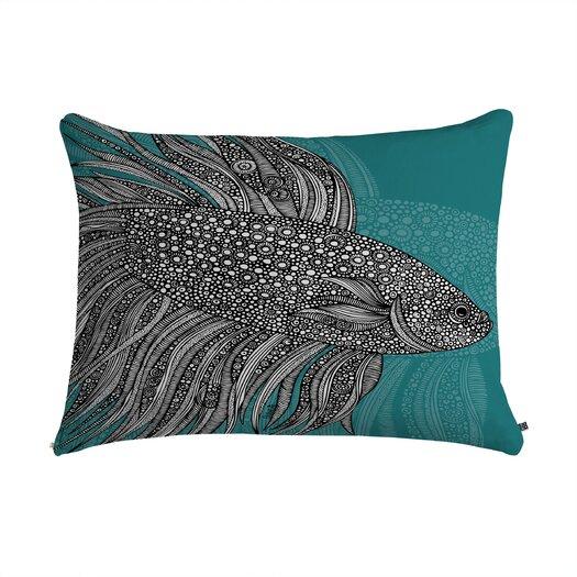 DENY Designs Valentina Ramos Beta Fish Dog Bed