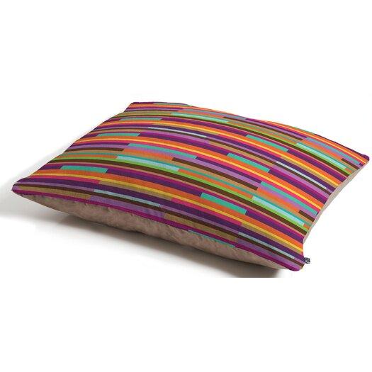 DENY Designs Juliana Curi Color Stripes Rectangle Pet Bed