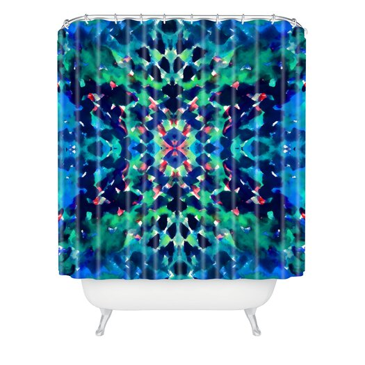 DENY Designs Amy Sia Water Dream Polyester Shower Curtain
