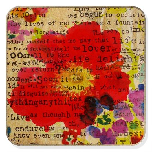 DENY Designs Irena Orlov Poppy Poetry 2 Jewelry Box