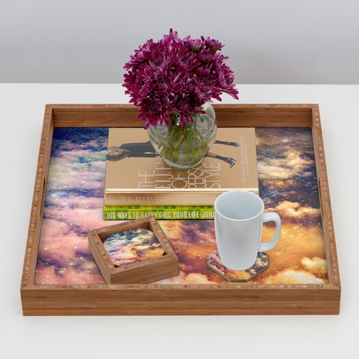 DENY Designs Shannon Clark Cosmic Coaster