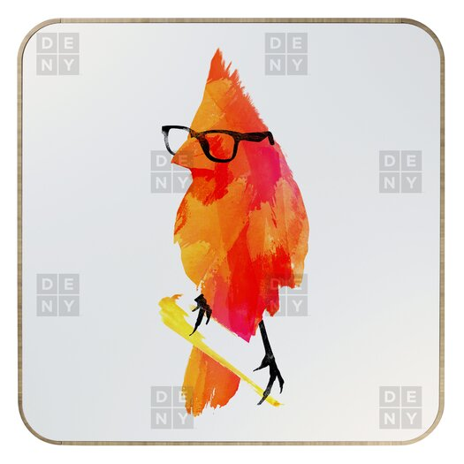 DENY Designs Robert Farkas Punk Bird Jewelry Box