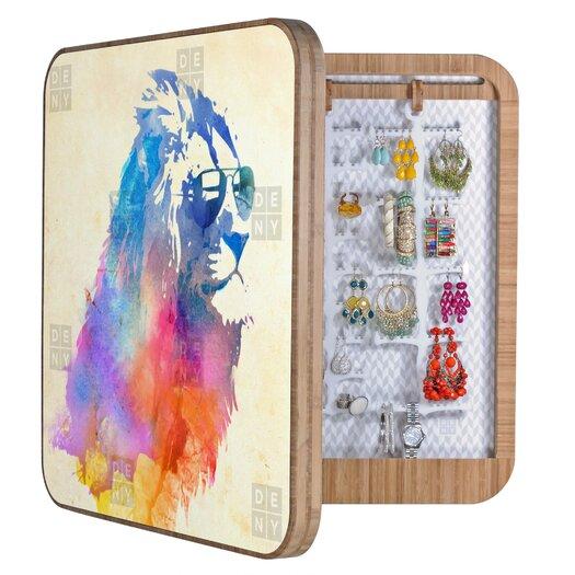 DENY Designs Robert Farkas Sunny Leo Jewelry Box