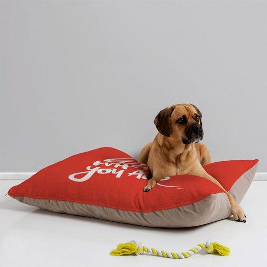 DENY Designs Lisa Argyropoulos Aquios Pet Bed